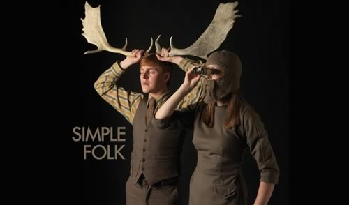 Simple Folk Radio: Like Spinning and Jeremy Benson